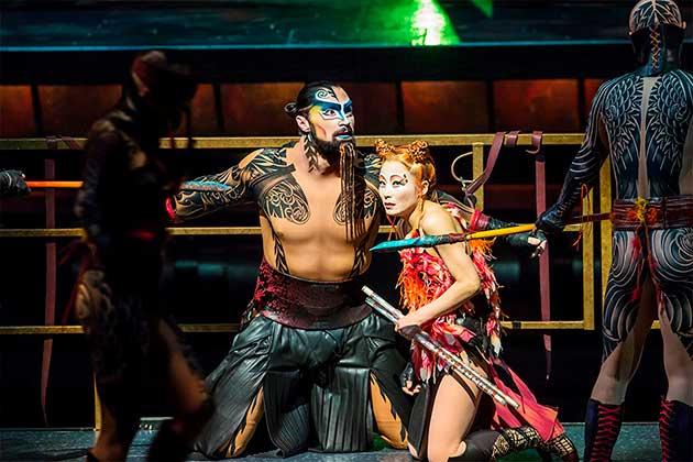 Cirque du Soleil em Las Vegas Ká