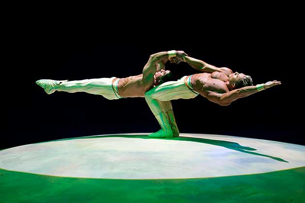 Cirque do Soleil em Las Vegas Mystère