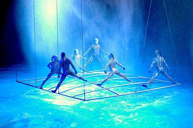 Cirque du Soleil em Las Vegas O