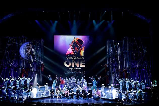 Cirque do Soleil em Las Vegas Michael Jackson One