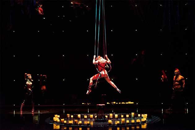 Cirque du Soleil em Las Vegas Zumanity
