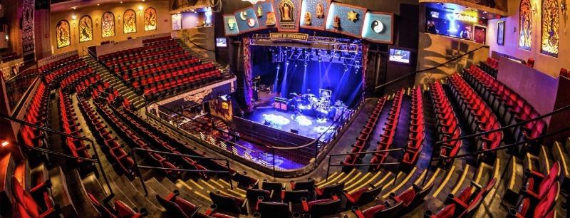 Melhor casa de show em Las Vegas
