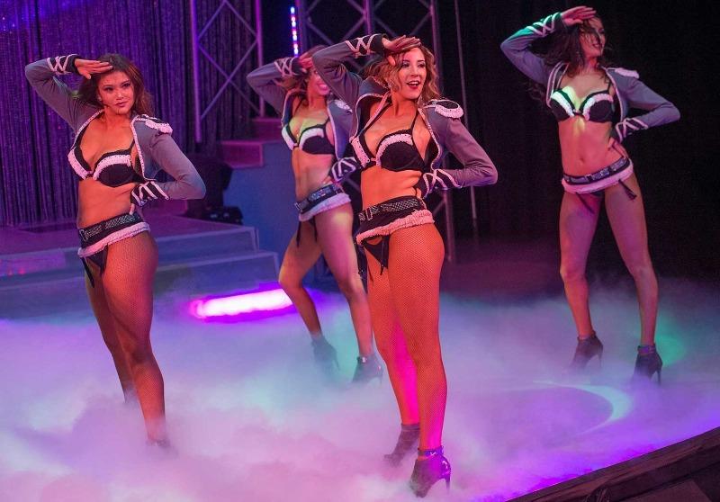 Shows adultos na Las Vegas Strip