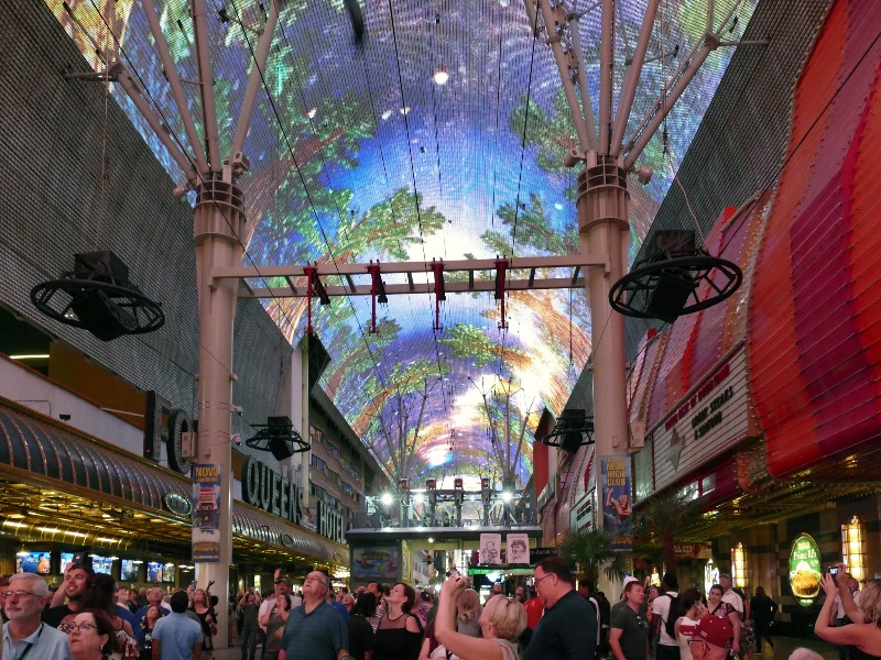 Fremont Street Experience tickets
