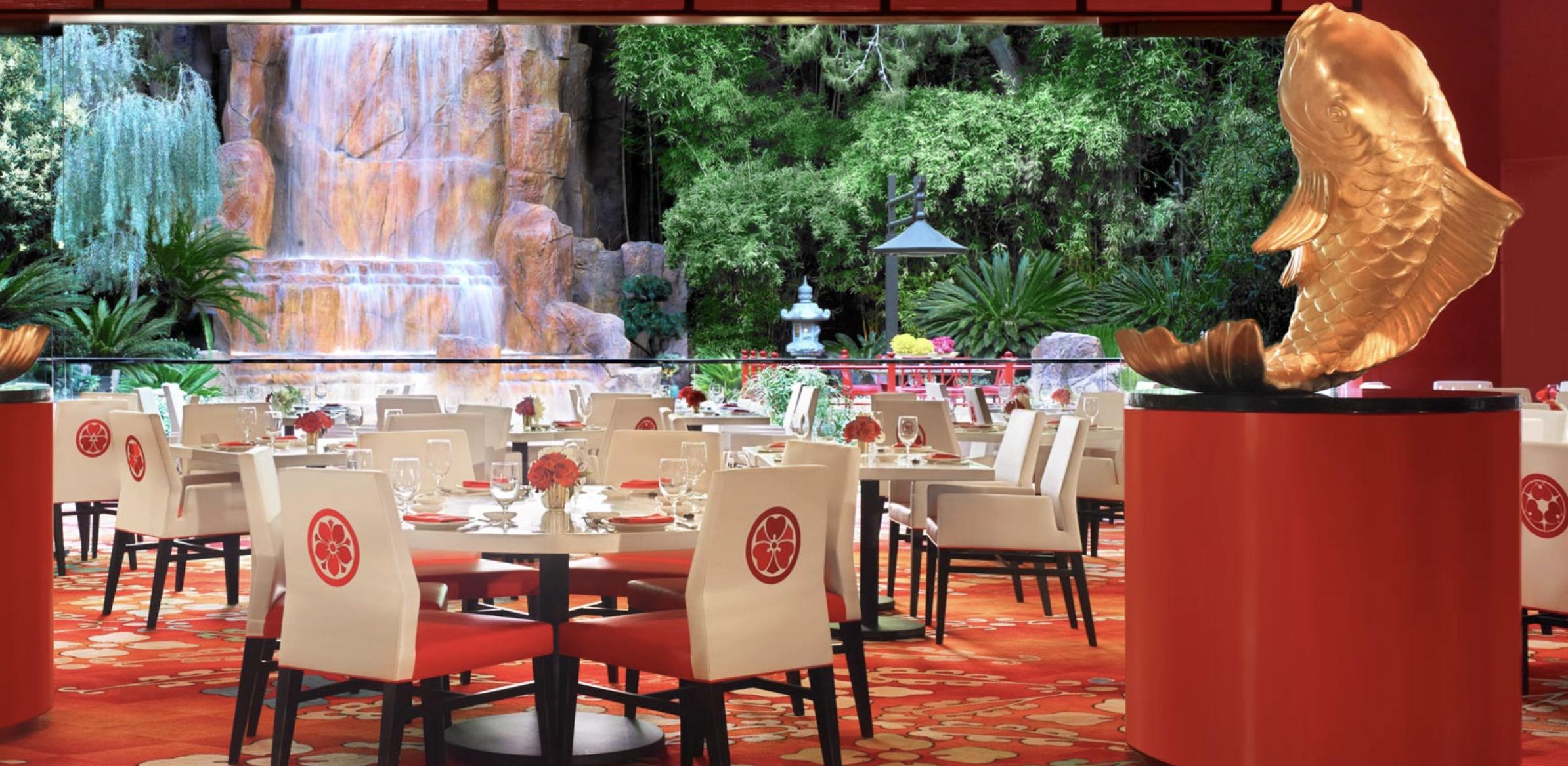 Lista melhores restaurantes em Las Vegas