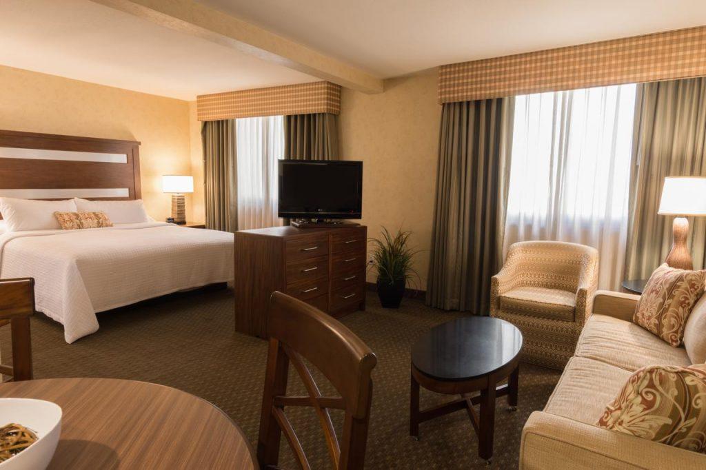 Hotel em conta em Las Vegas