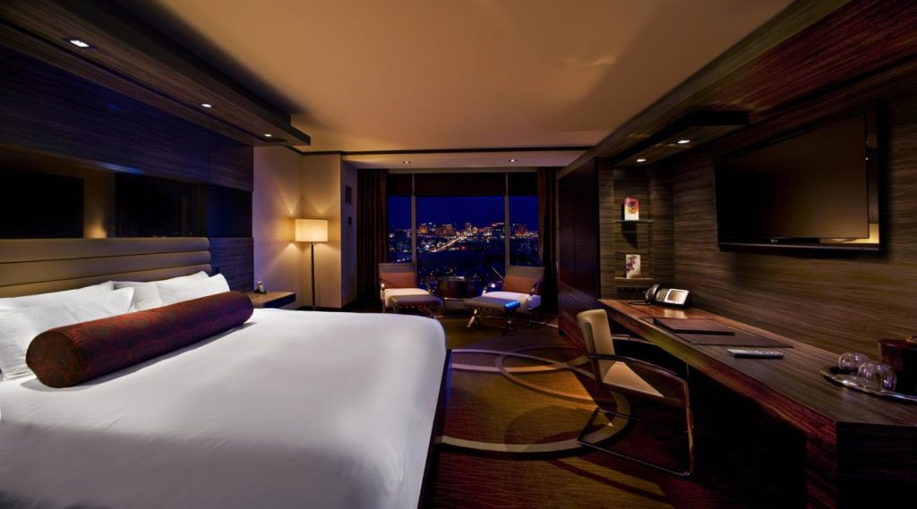 Hotel com Spa em Las Vegas