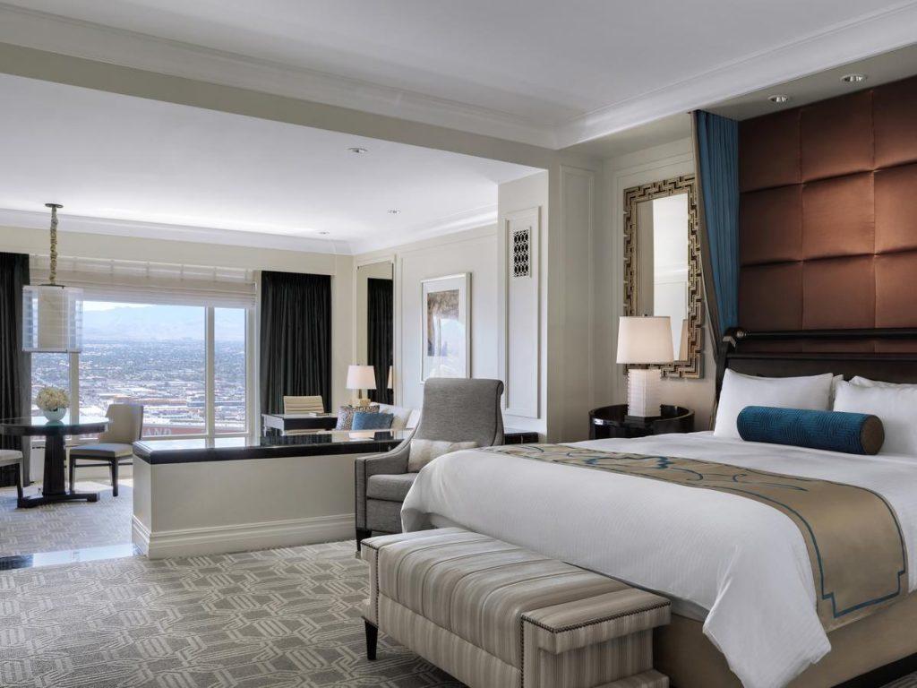 Hotel com boa avaliação em Las Vegas Strip