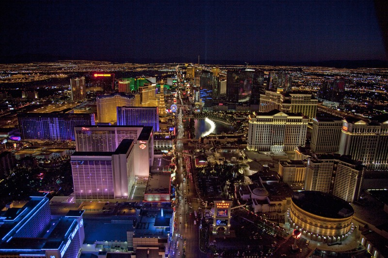 Leis importantes de Las Vegas