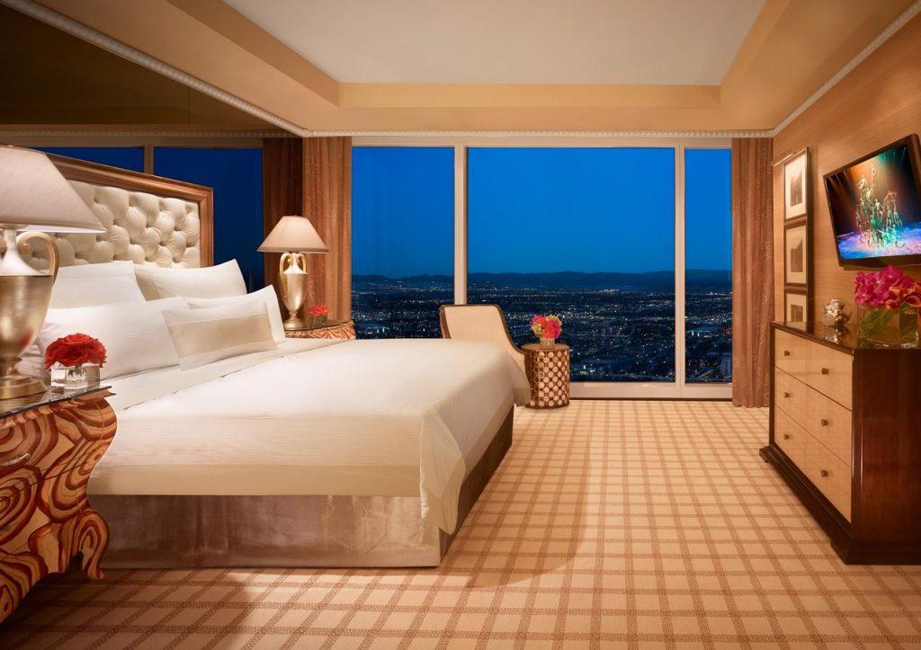 Hotel 5 estrelas em Las Vegas