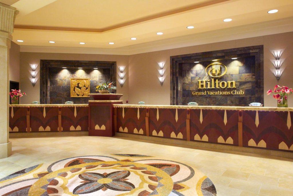 Hotel Hilton em Las Vegas