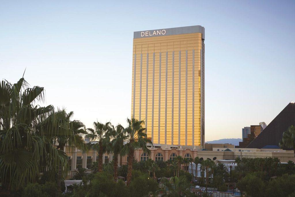 Hotel com boa localização em Las Vegas