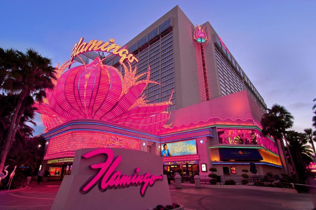 Hotel bom e barato em Las Vegas