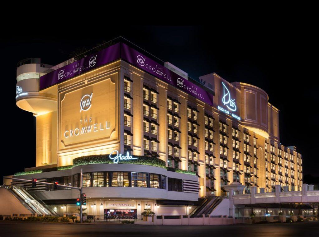 Hotel chique em Las Vegas