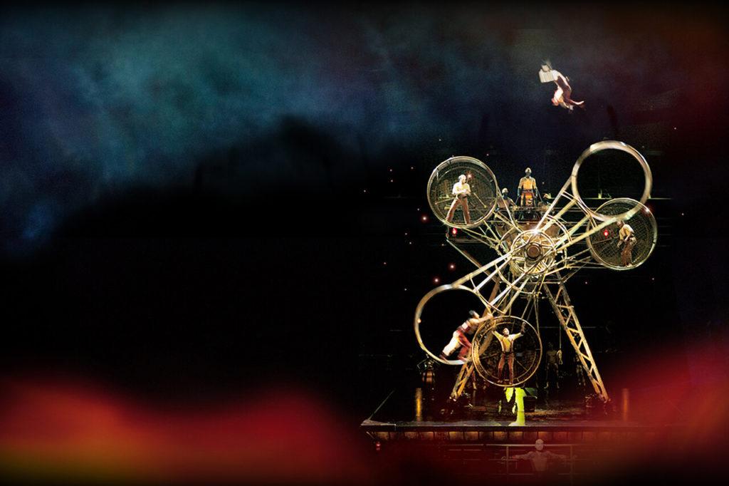 Shows do Cirque du Soleil na Las Vegas Strip