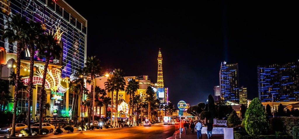 Cidade mais iluminada do mundo