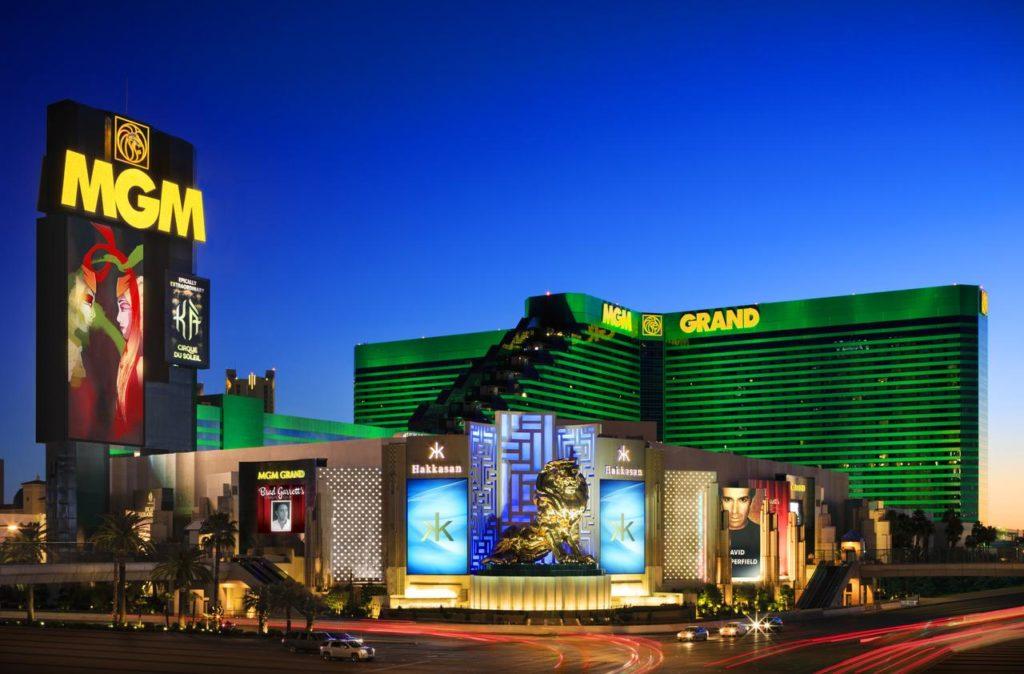 Reserva de hospedagem em Las Vegas