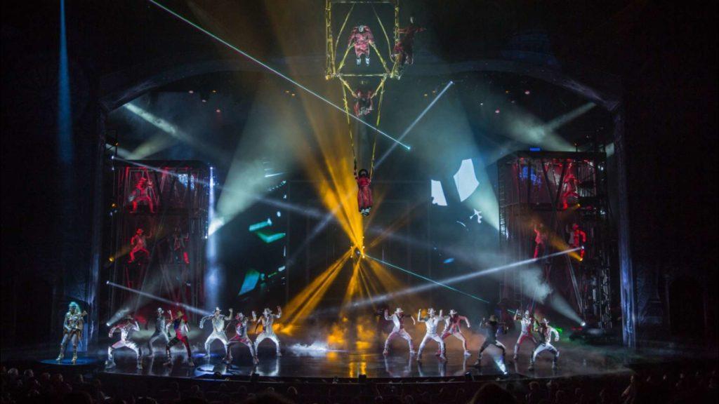 Show do Michael Jackson em Las Vegas