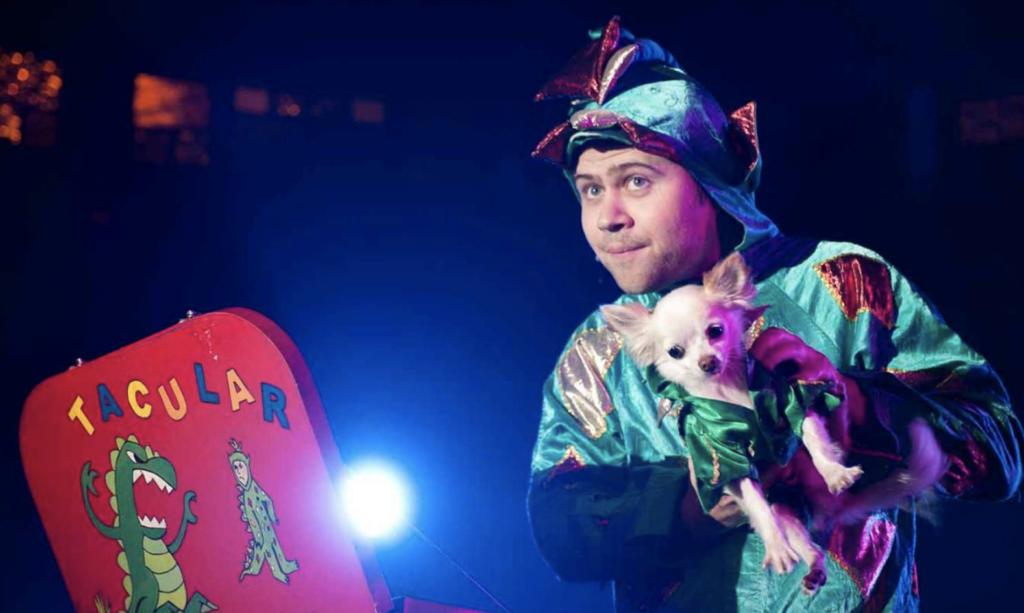 Show de mágica em Las Vegas