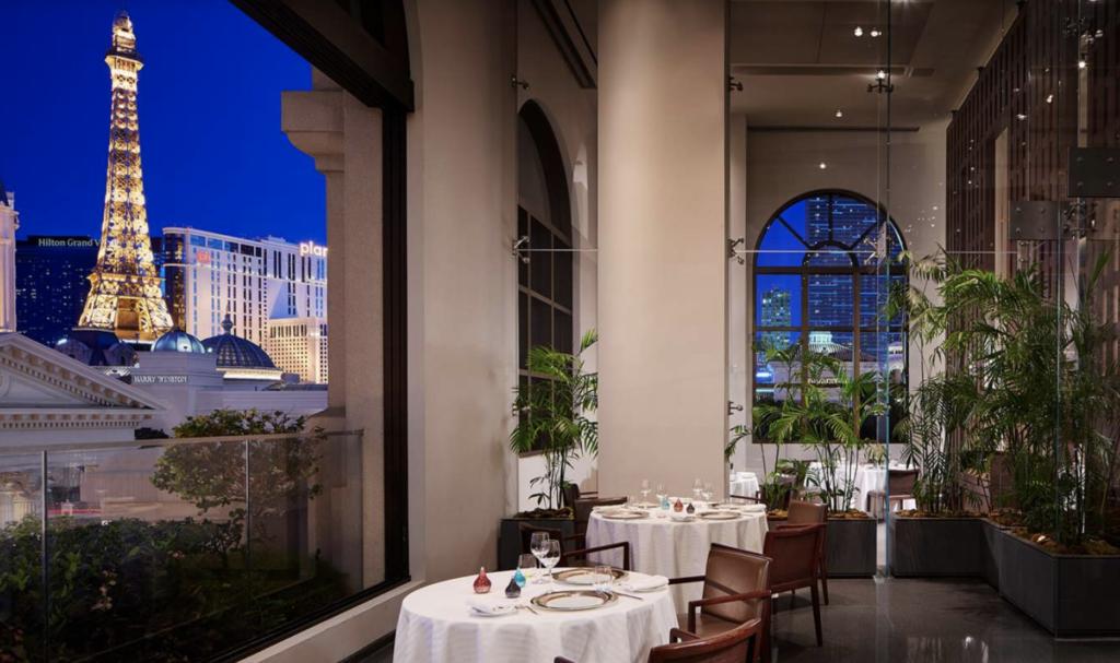 Os melhores restaurantes de Las Vegas