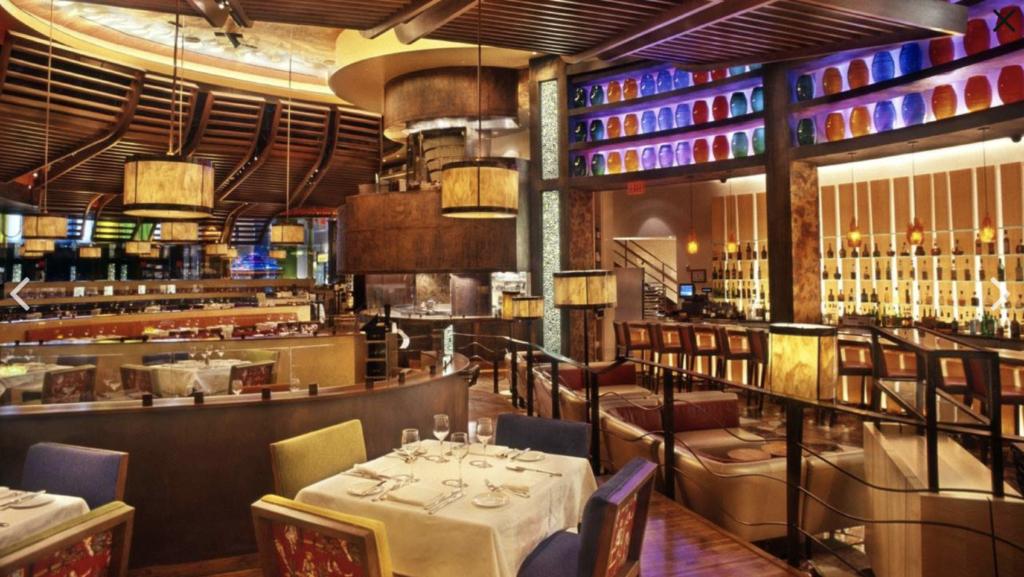 Onde comer em Las Vegas 2019