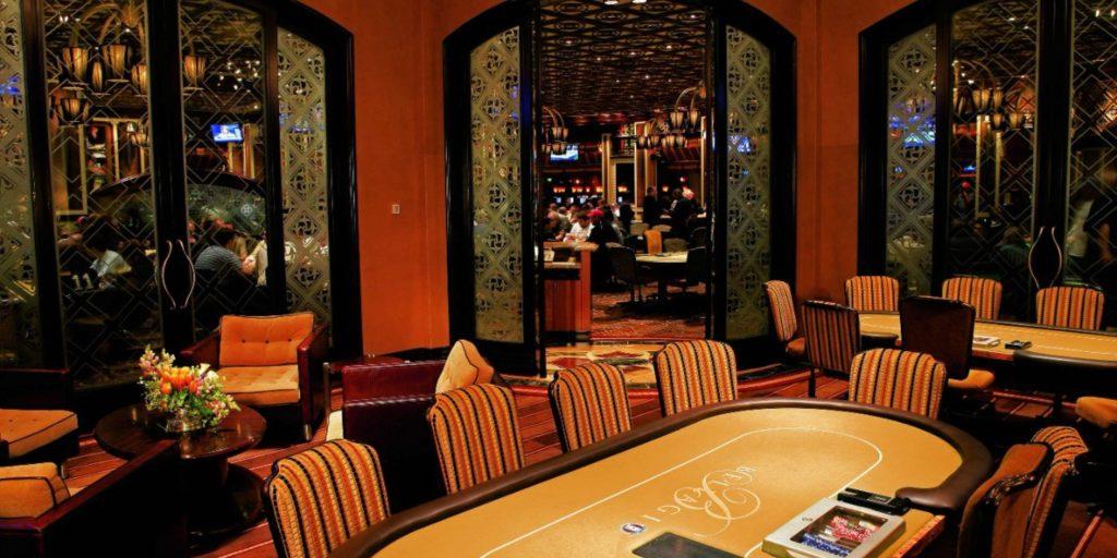 Hotéis cassino em Las Vegas