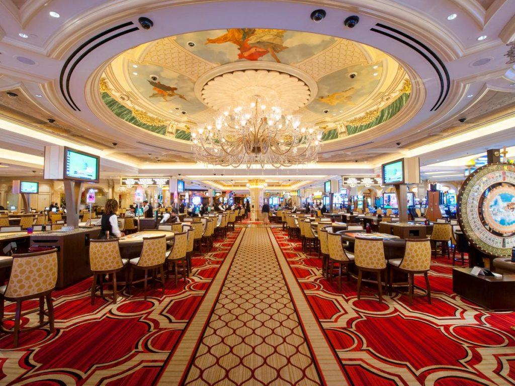 Maior cassino de Las Vegas