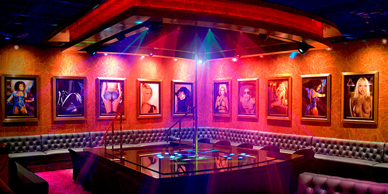 clubes de strip em las vegas