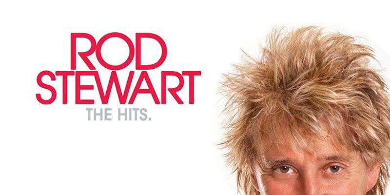 Rod Stewart em Las Vegas