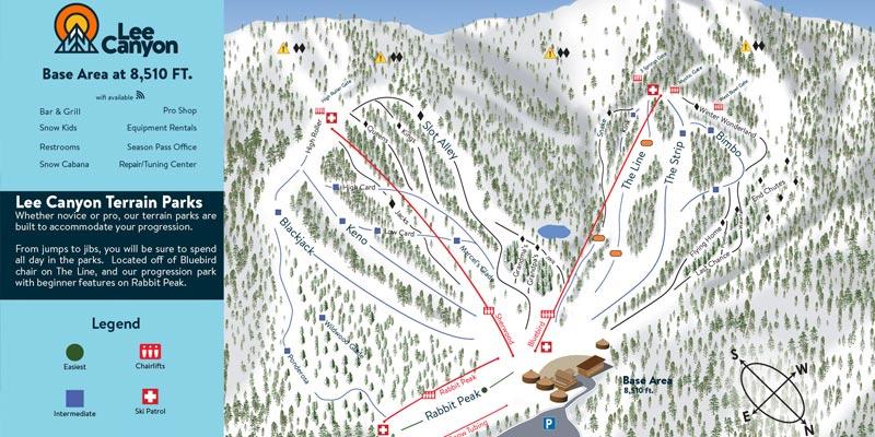 ski las vegas