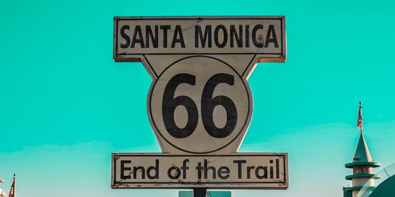 u.s. route 66 vale da morte