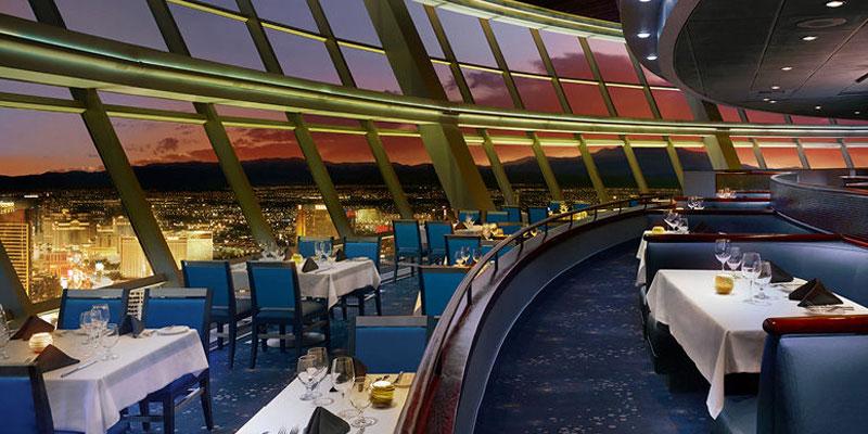 top of the world restaurante