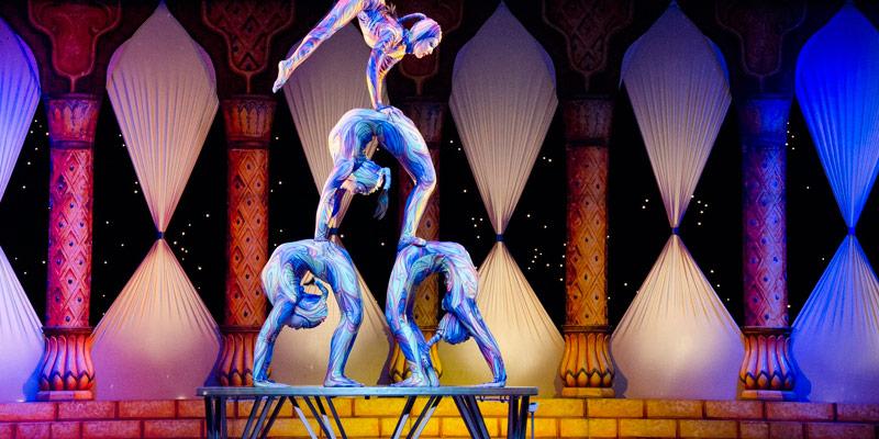 shows e espetáculos vegas
